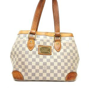 Auth Louis Vuitton Hampsted Pm Hand Bag #6608L29